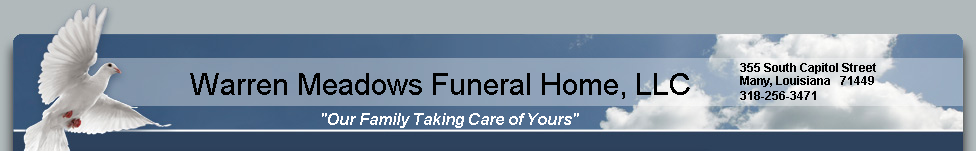 Warren Meadows Funeral Home, LLC